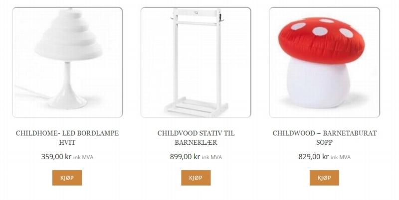 CHILDHOME BABYSTOL Gullbarna.no